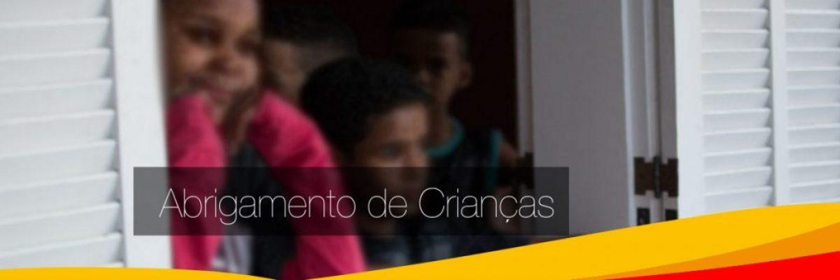 Banner projeto Abrigamento
